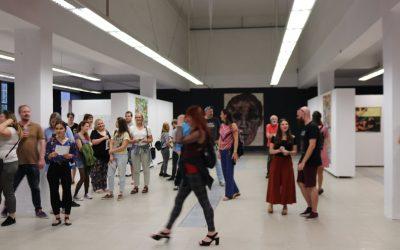 Grupna izložba Demiurg / III. ciklus Samo jednom prvi put