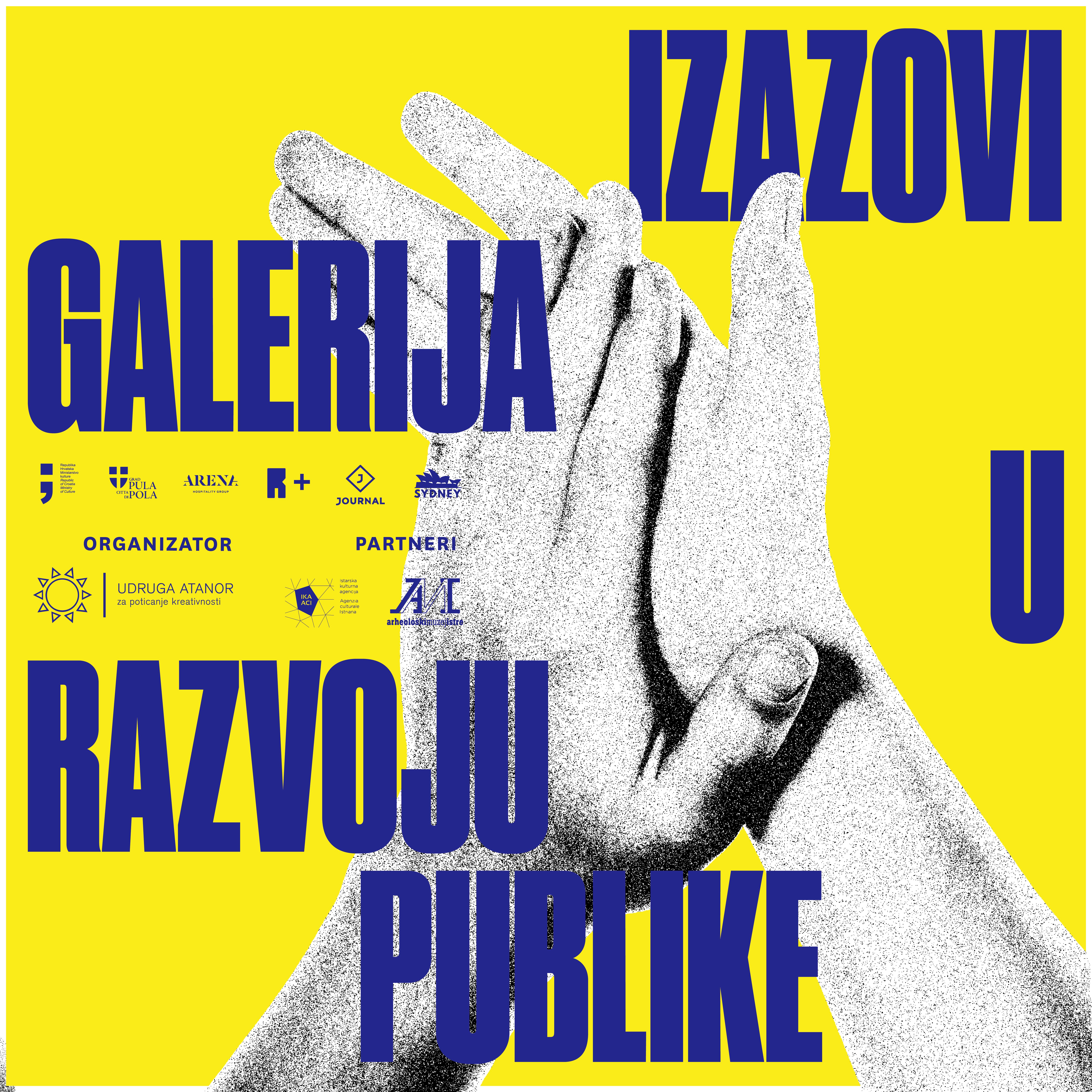 """Rezultati istraživanja """"Navike i potrebe posjetitelja u hrvatskim galerijama"""" 2020"""